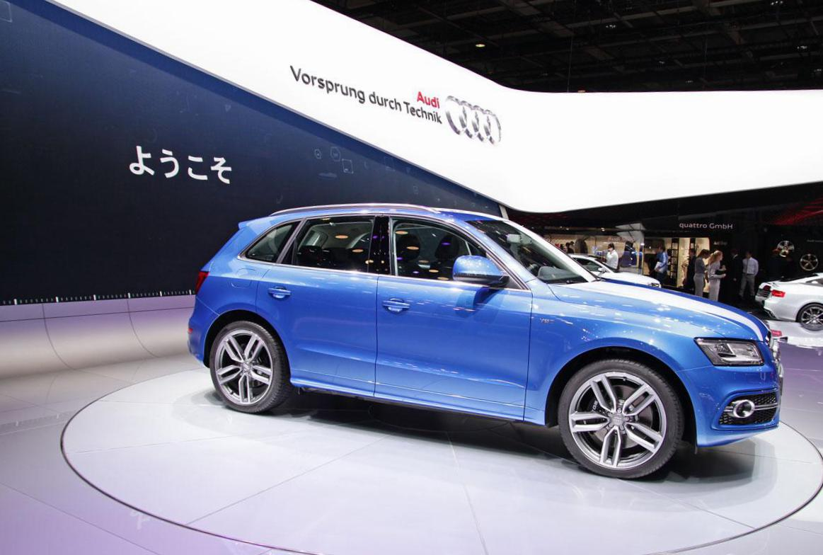 SQ5 Audi review hatchback