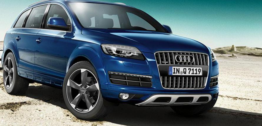Audi Q7 Specification 2010
