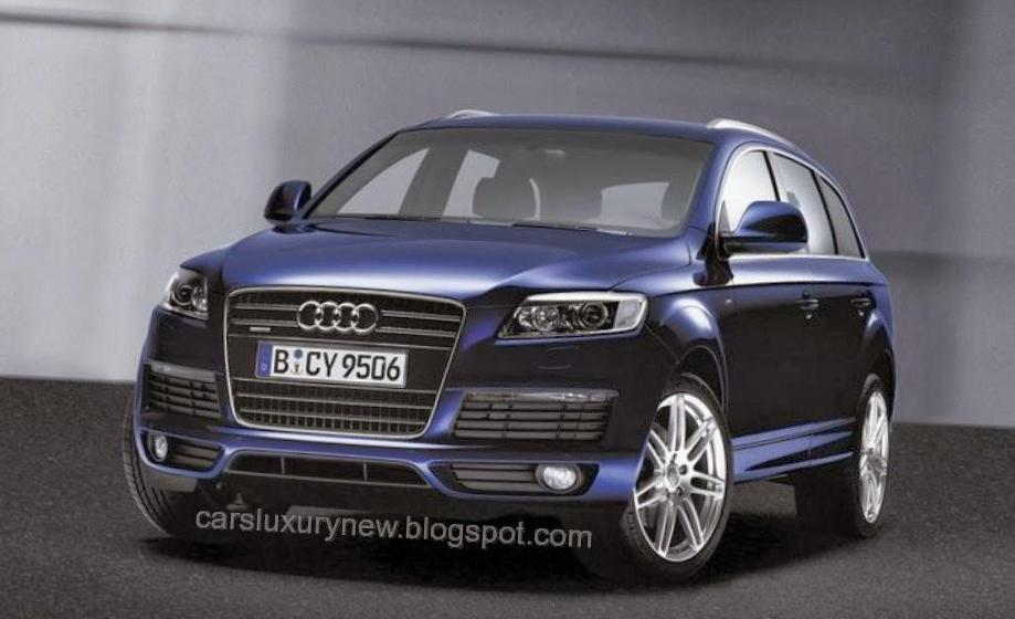 Q7 Audi approved 2008