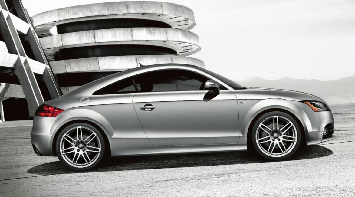 TT Coupe Audi used 2013