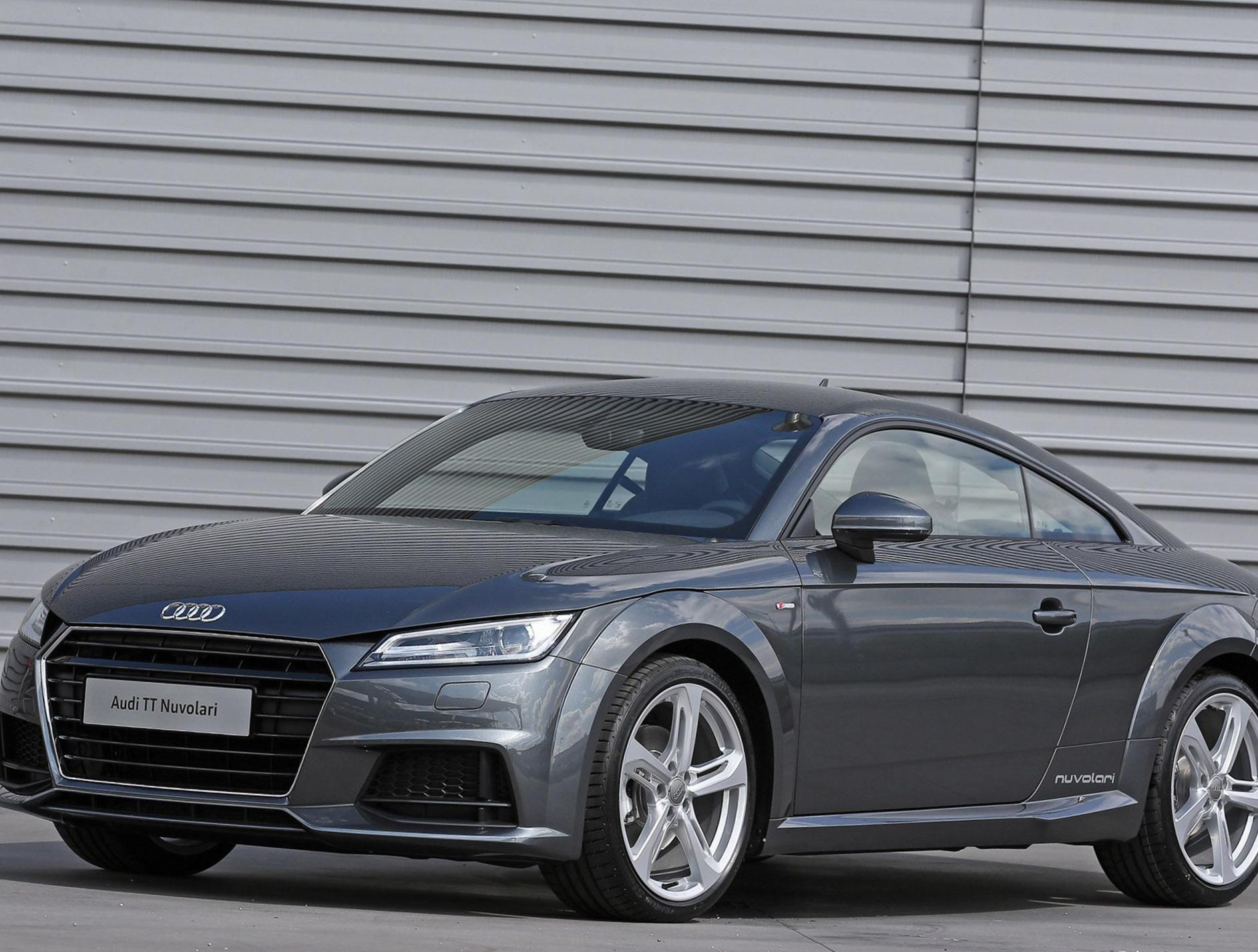 Audi TT Coupe cost 2014