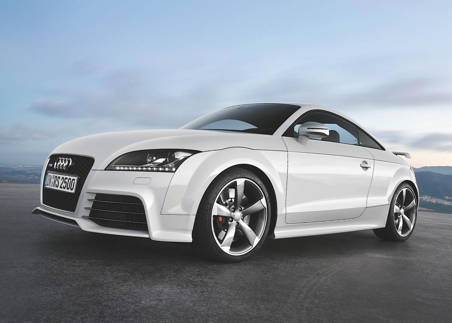 TT Coupe Audi models hatchback
