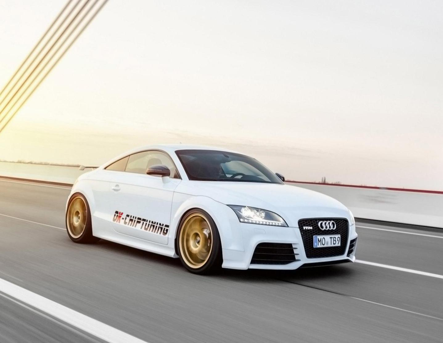 TT Coupe Audi Specification 2007