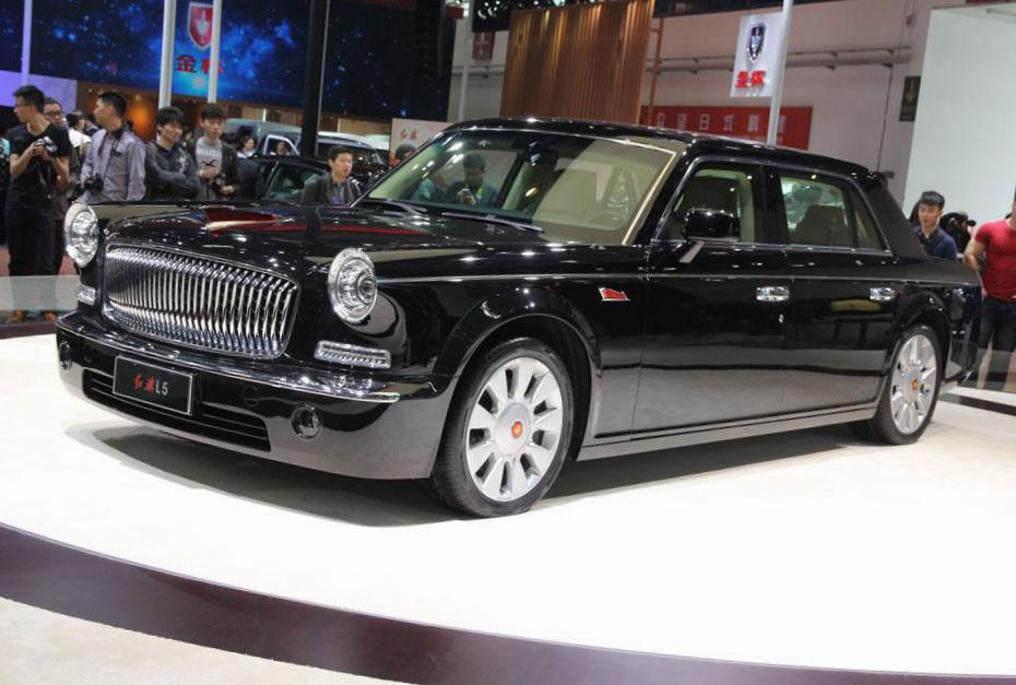 HongQi L5 FAW model hatchback