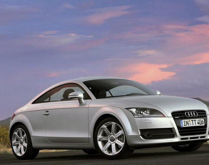 Audi TT Coupe reviews 2006