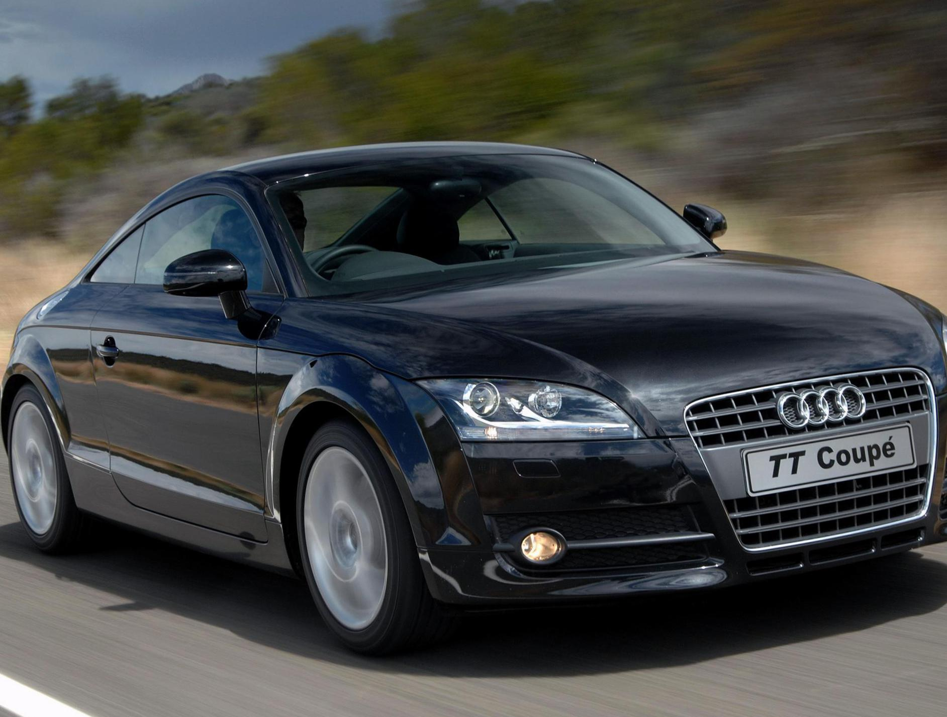 Audi TT Coupe sale sedan
