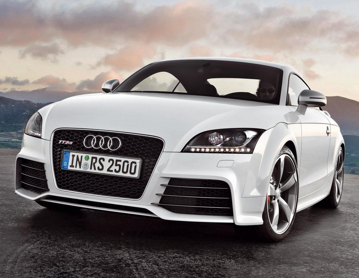 Audi TT Coupe Specification 2006