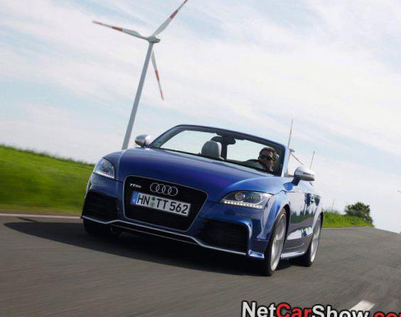 Audi TT Roadster prices suv