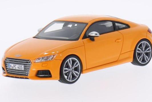 Audi TTS Coupe how mach wagon
