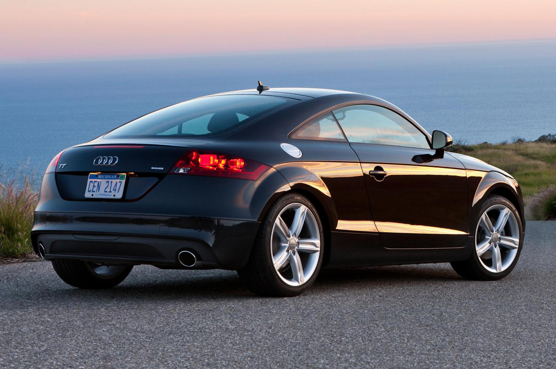 TTS Coupe Audi cost wagon