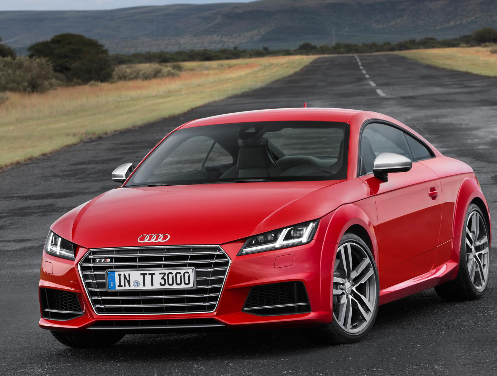 TTS Coupe Audi reviews liftback