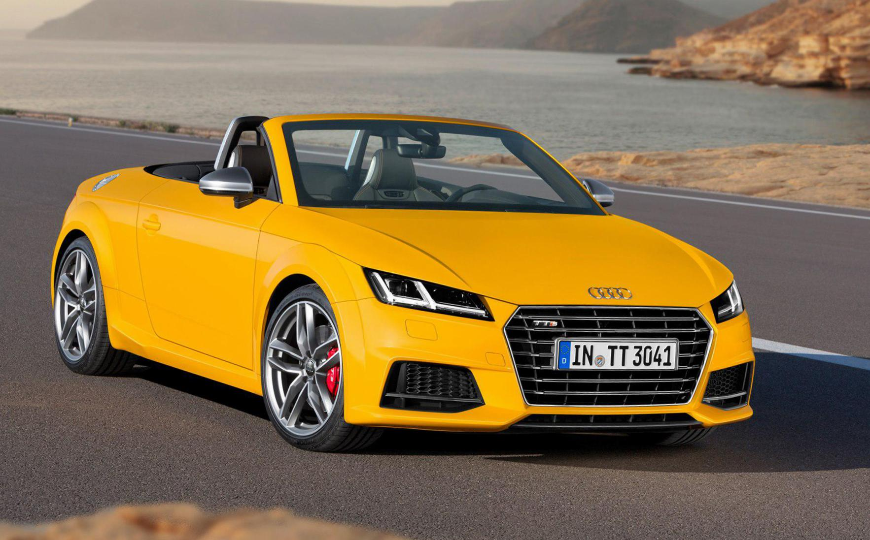 Audi TTS Roadster reviews wagon
