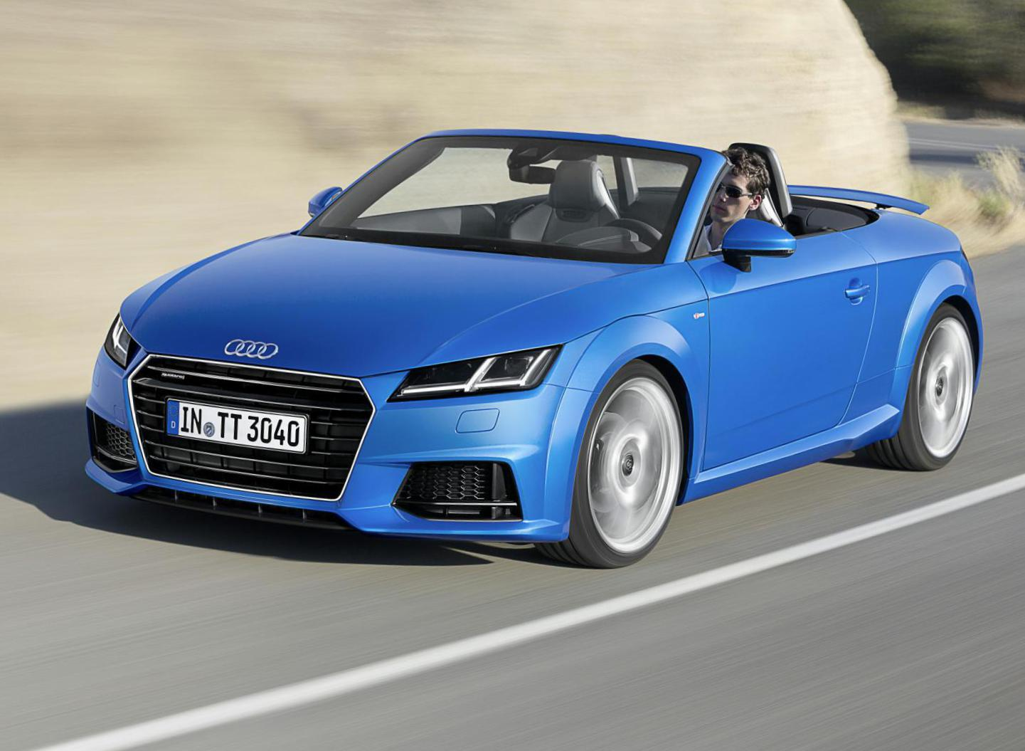Audi TTS Roadster tuning cabriolet