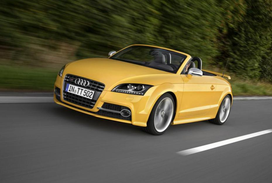 Audi TTS Roadster lease suv