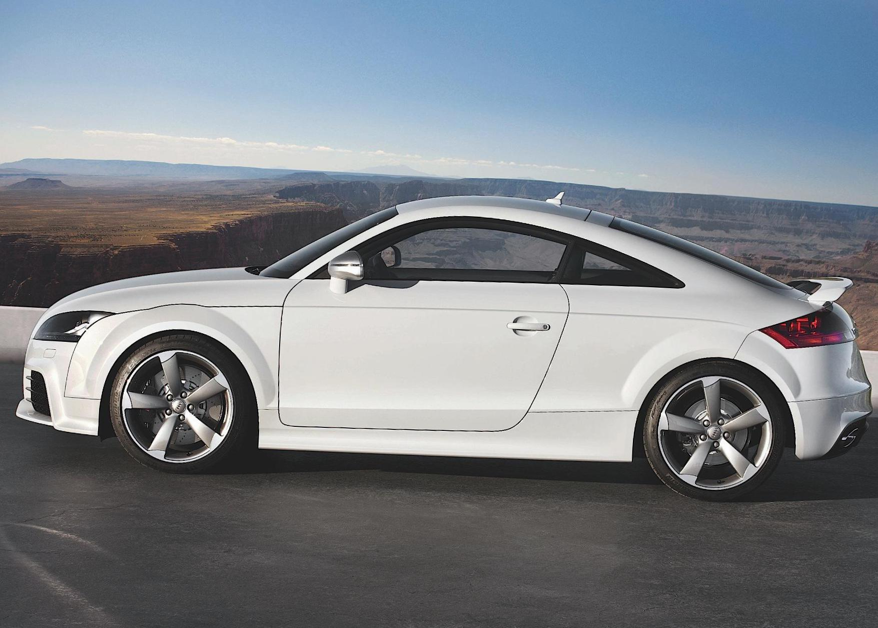 TTS Coupe Audi spec 2007