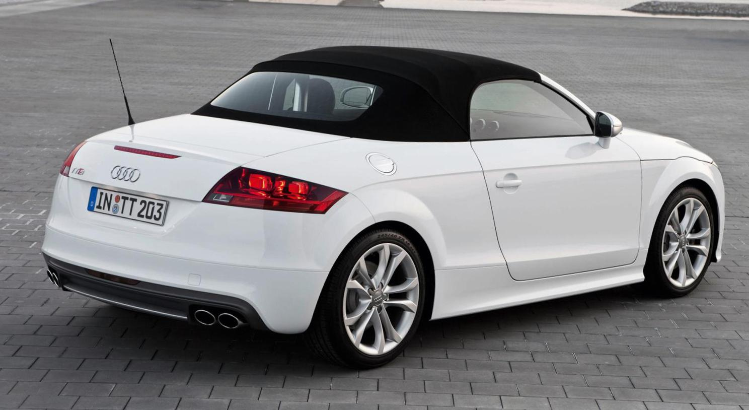 Audi TTS Roadster for sale 2005