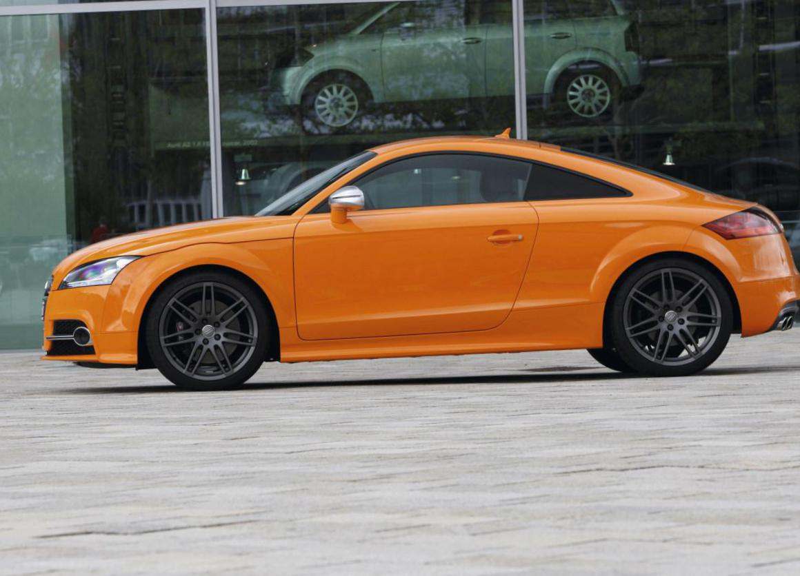 Audi TTS Roadster Specification 2014