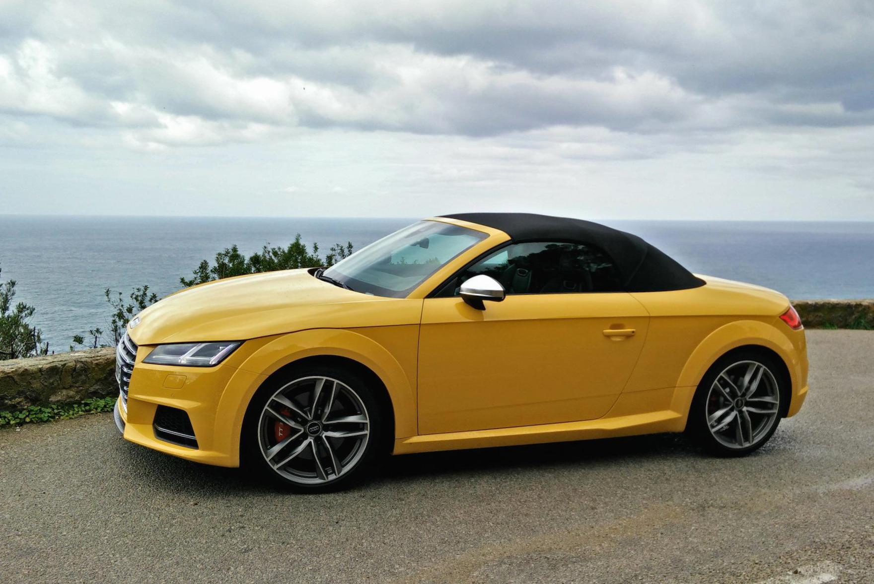 Audi TTS Roadster Specifications 2009