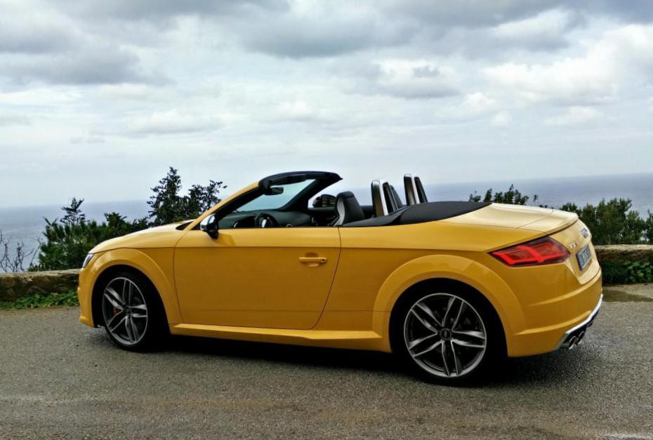 TTS Roadster Audi for sale cabriolet