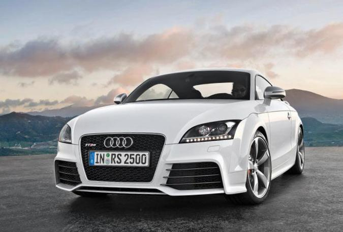 Audi TT RS Coupe lease hatchback