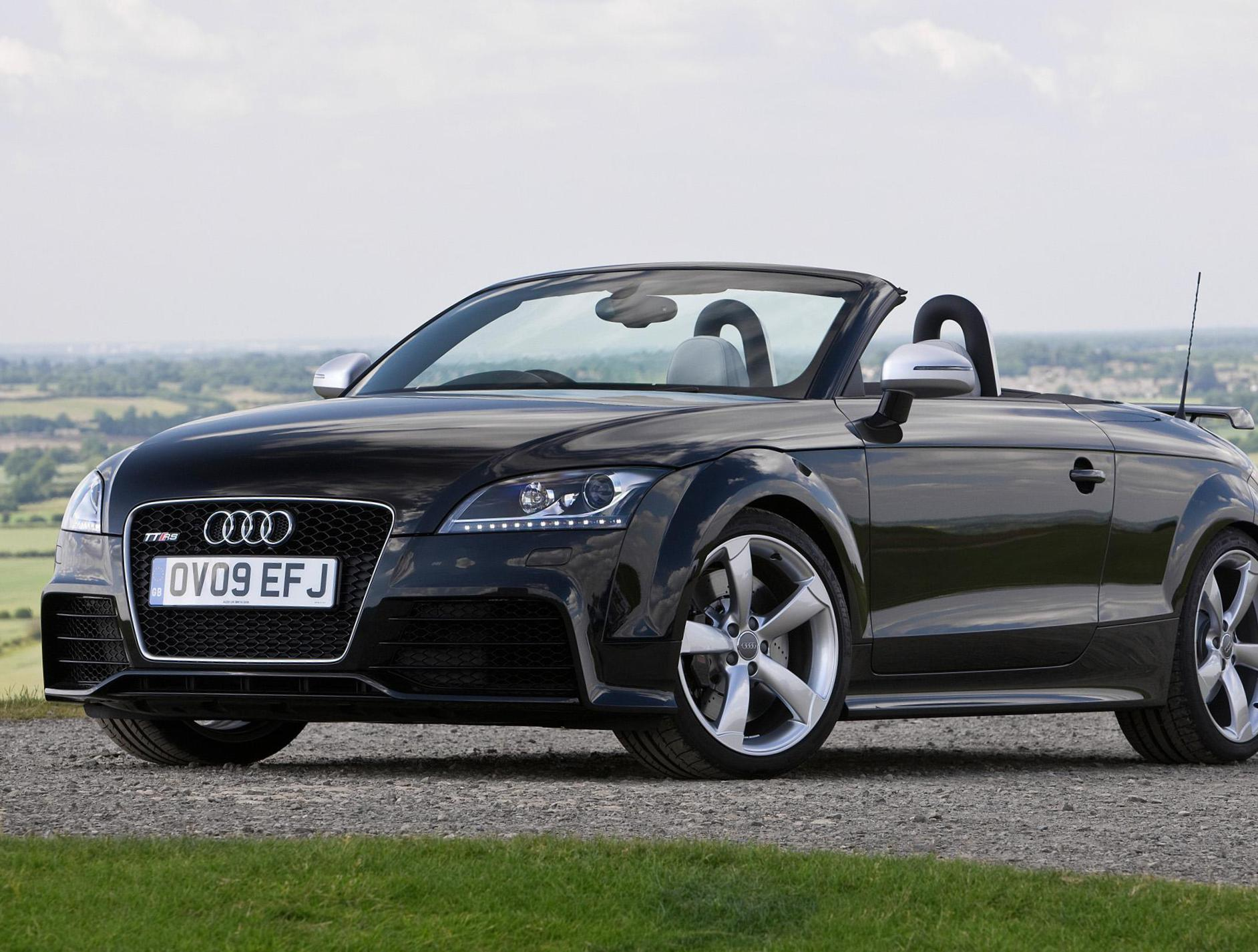 Audi TT RS Roadster Specification sedan