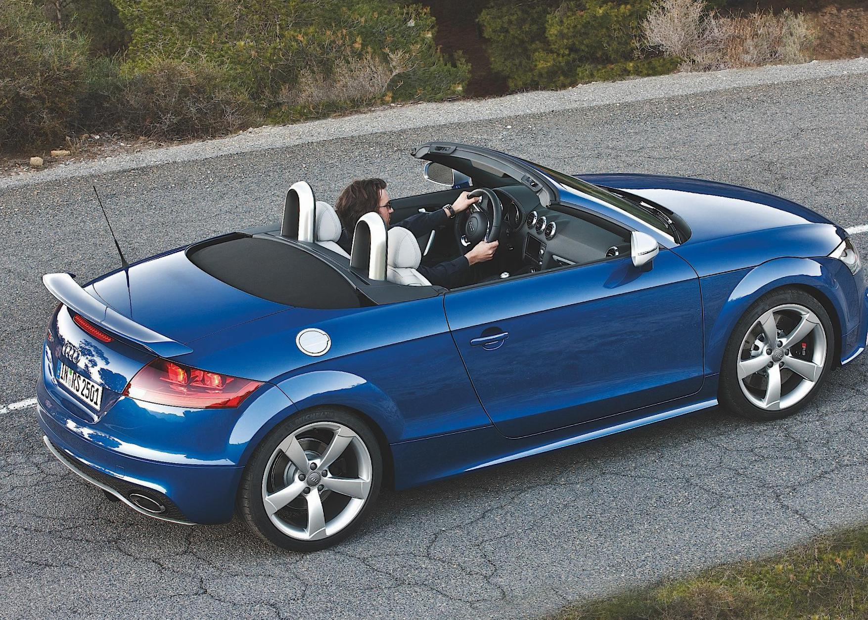 TT RS Roadster Audi used coupe