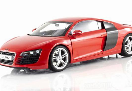 R8 Coupe Audi cost 2011