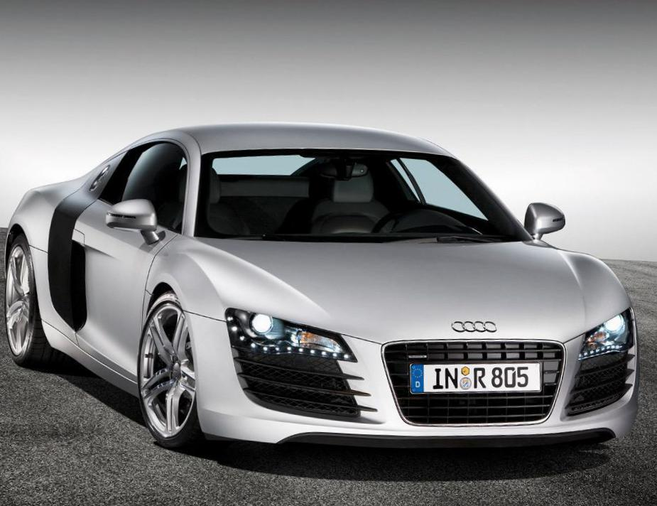 R8 Coupe Audi price 2010