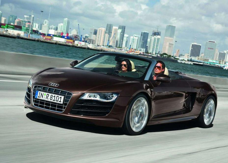 Audi R8 Spyder for sale suv