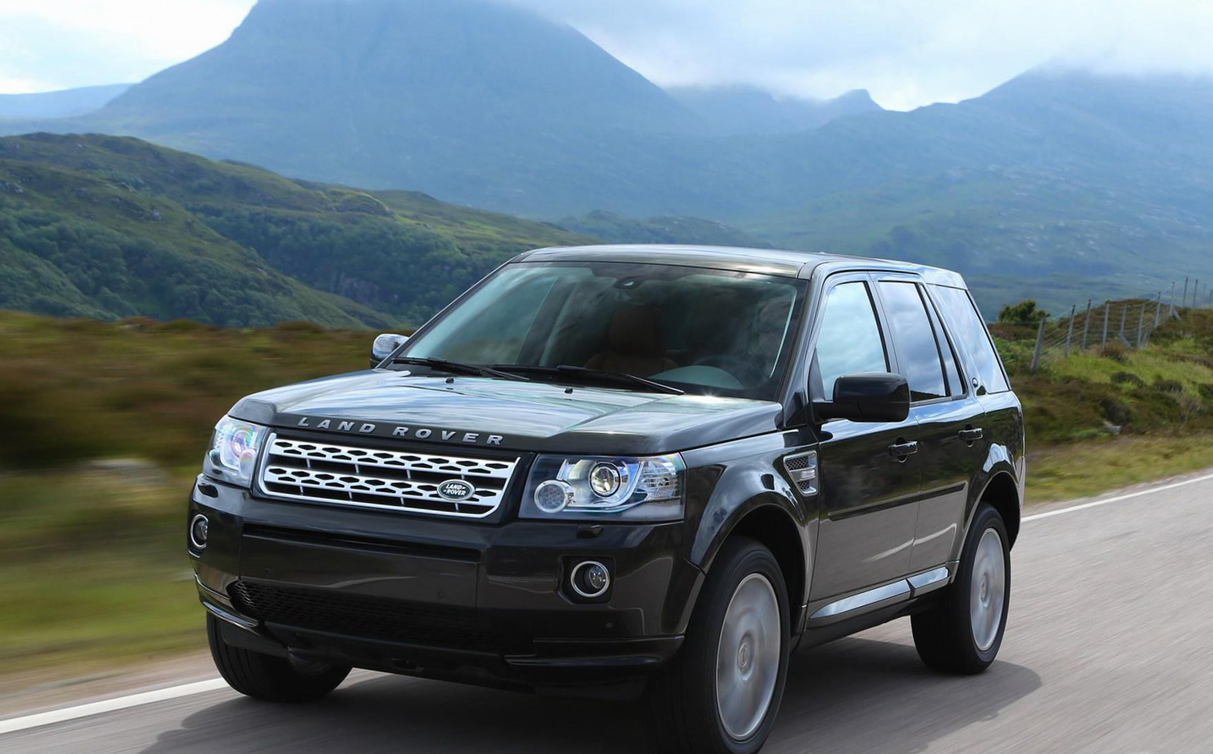 Freelander 2 Land Rover Specification 2013