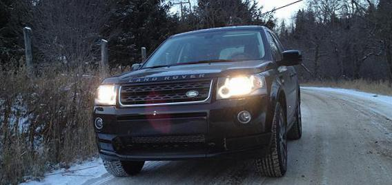 Freelander 2 Land Rover usa sedan