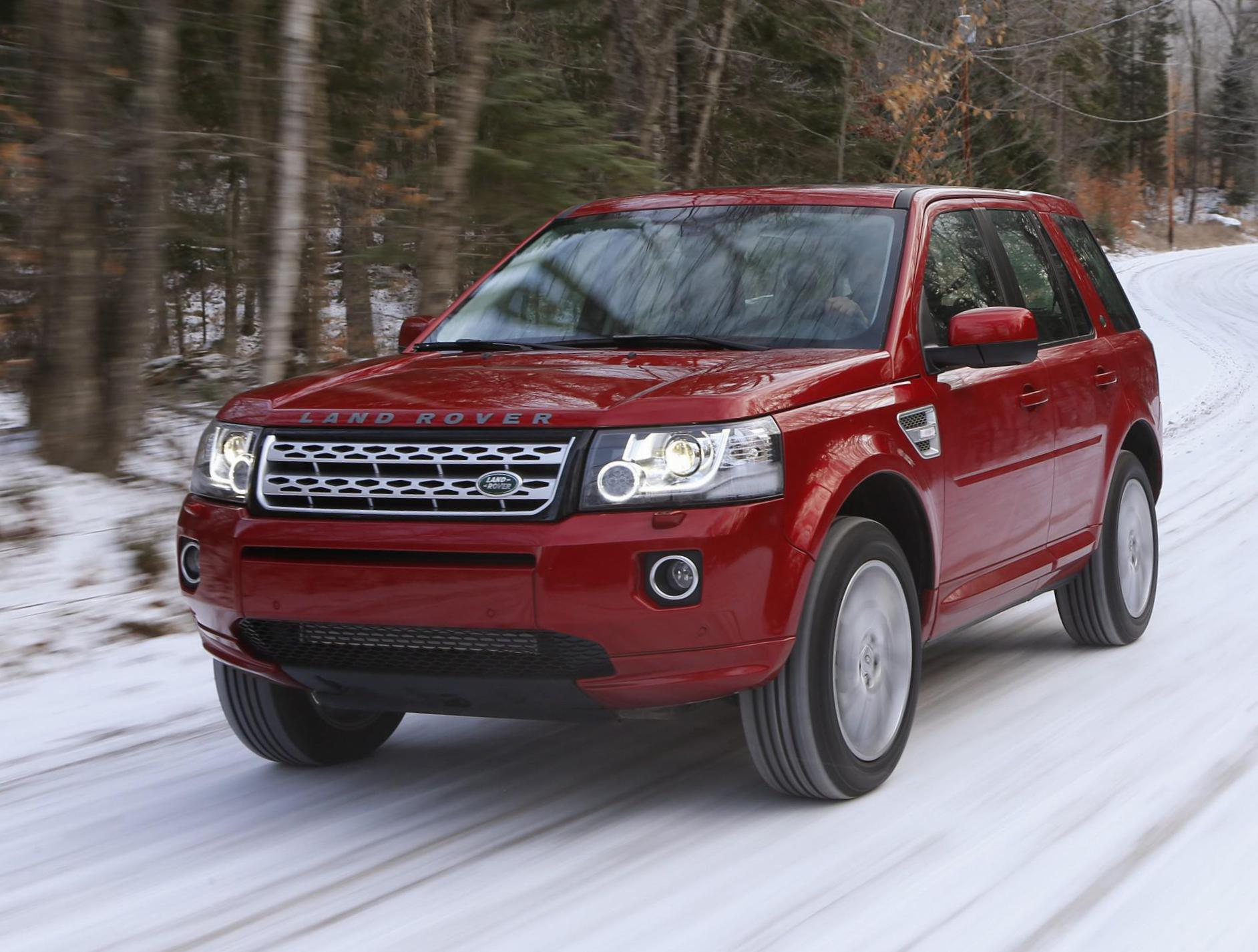Land Rover Freelander 2 new 2012