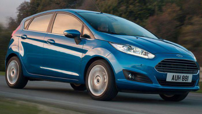 Ford Fiesta 3 doors review 2012