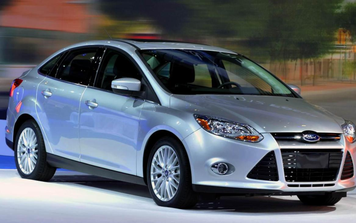 Focus Sedan Ford sale 2012