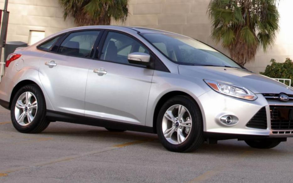 Ford Focus Sedan approved 2010