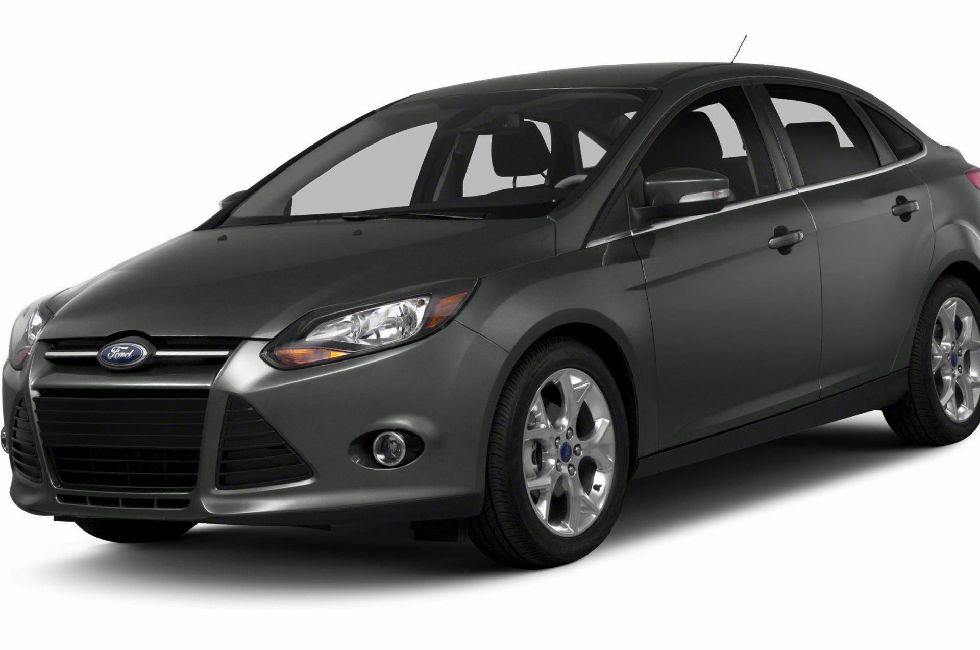Ford Focus Sedan models 2008
