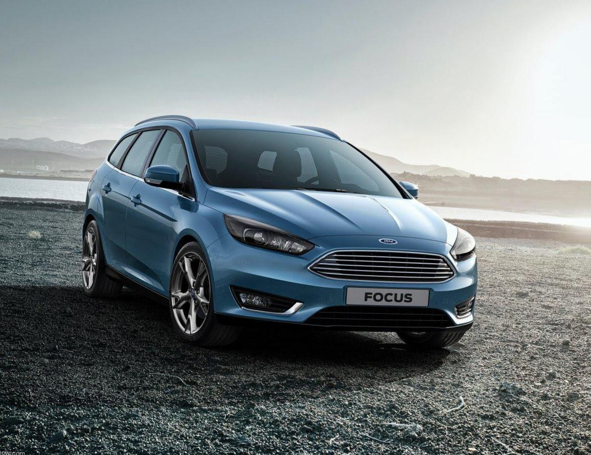 Focus Wagon Ford how mach 2015