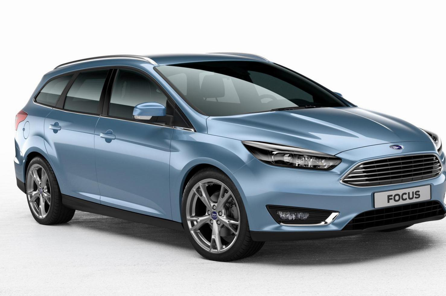 Ford Focus Wagon auto 2012