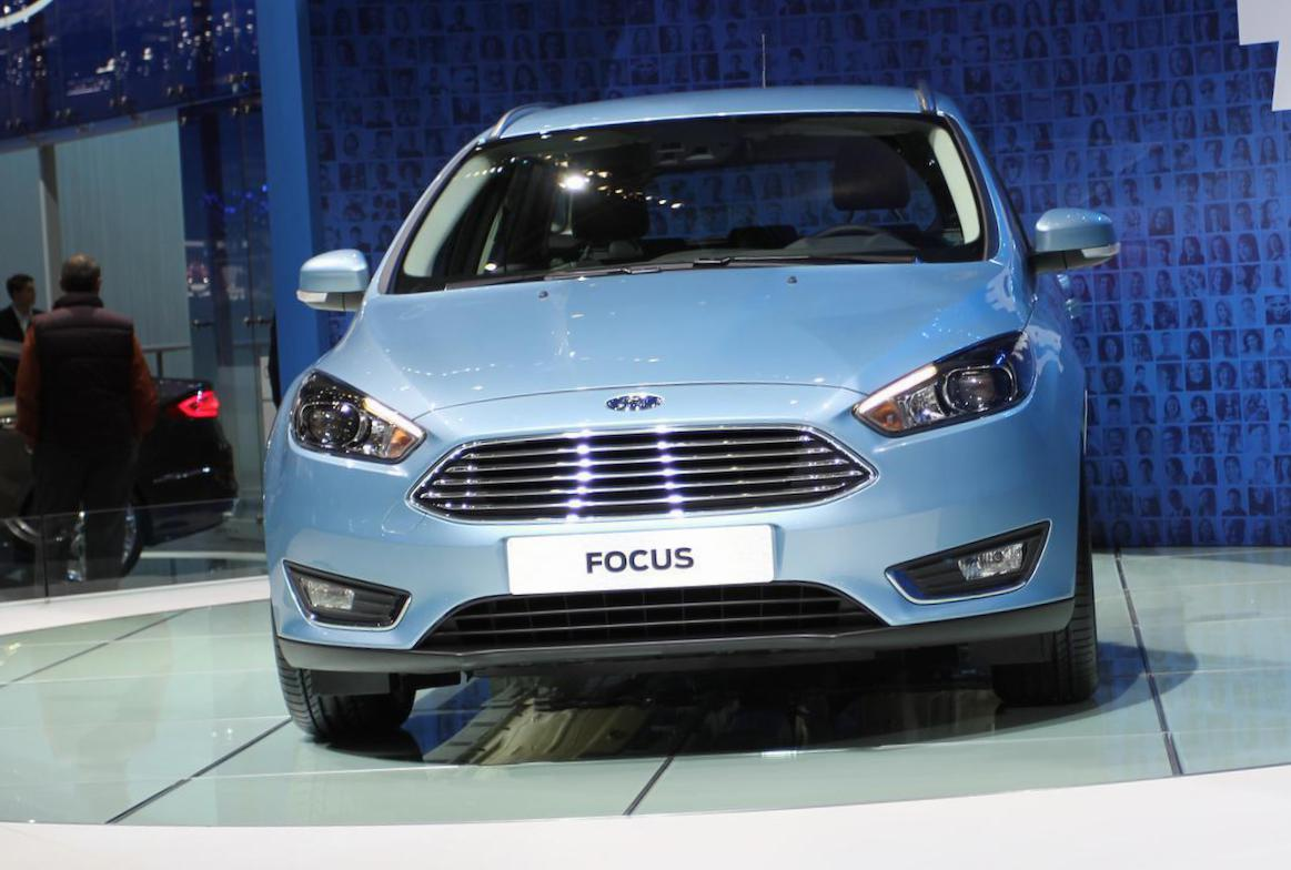 Ford Focus Wagon review cabriolet
