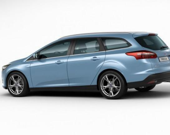 Ford Focus Wagon Specification sedan