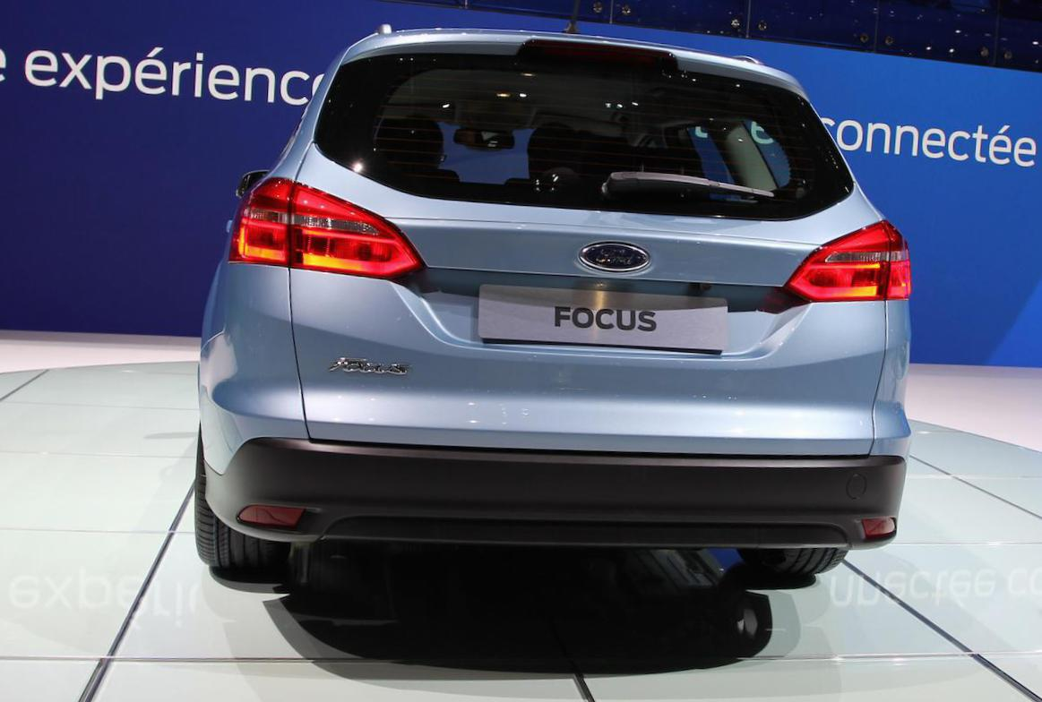 Ford Focus Wagon used 2014