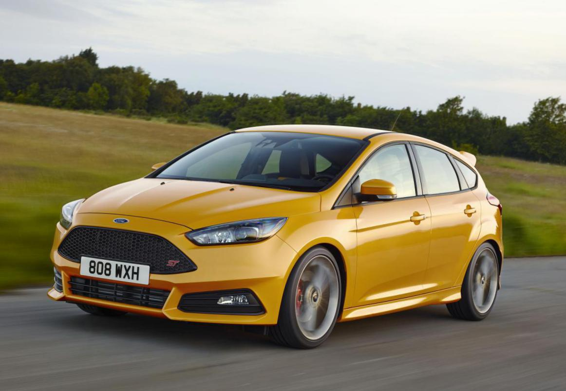 Focus ST Ford spec 2008
