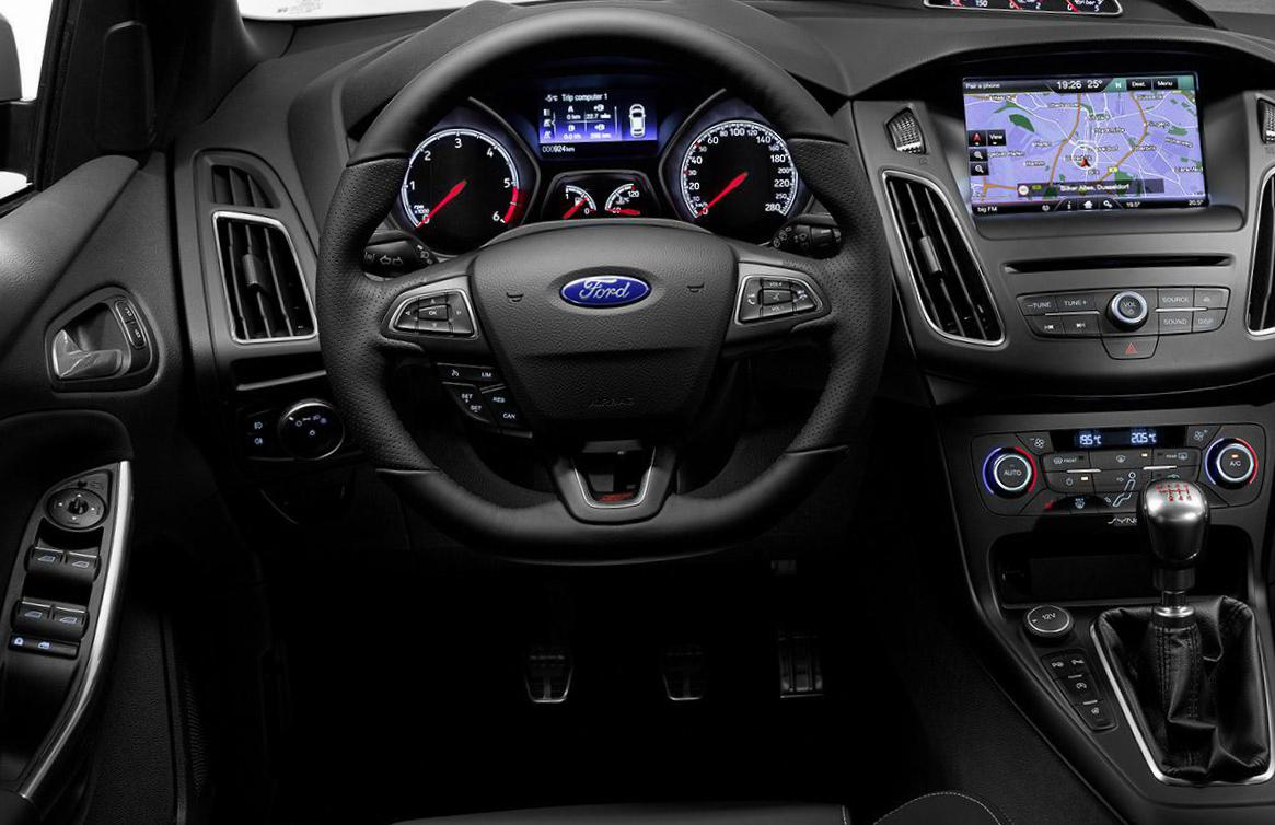 Ford Focus ST auto 2014
