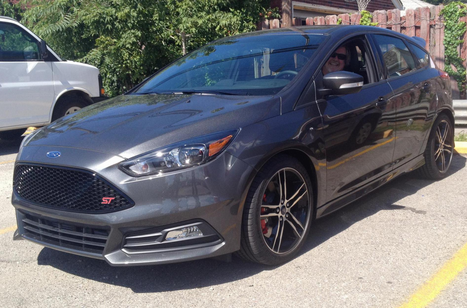 Ford Focus ST price 2012