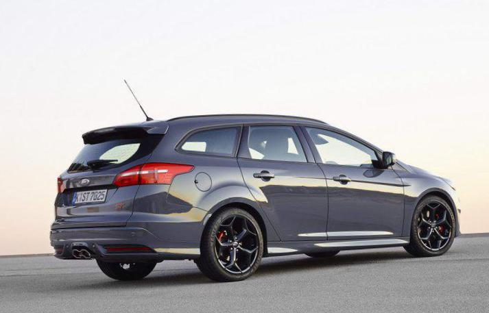 Focus ST Wagon Ford new hatchback