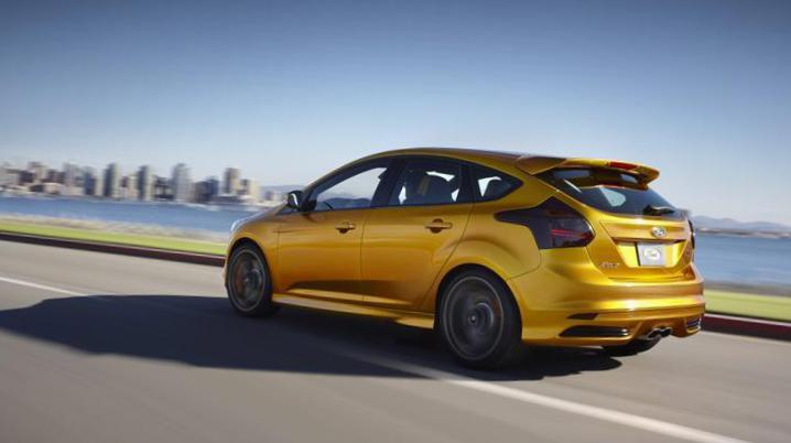 Focus ST Wagon Ford used 2012