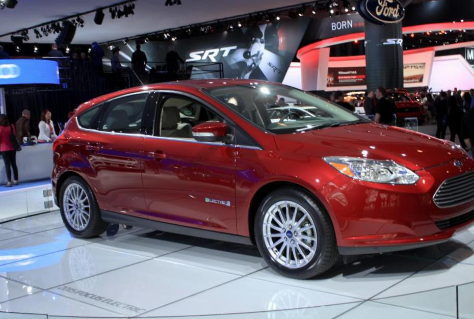 Focus Electric Ford New