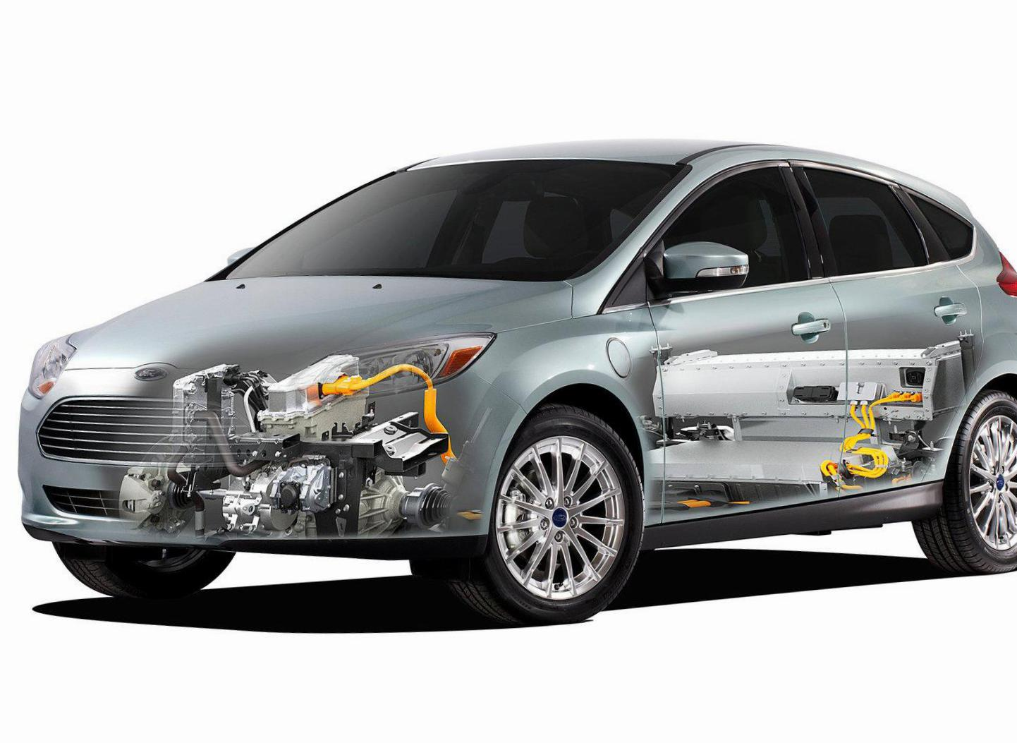 Ford Focus Electric Characteristics wagon