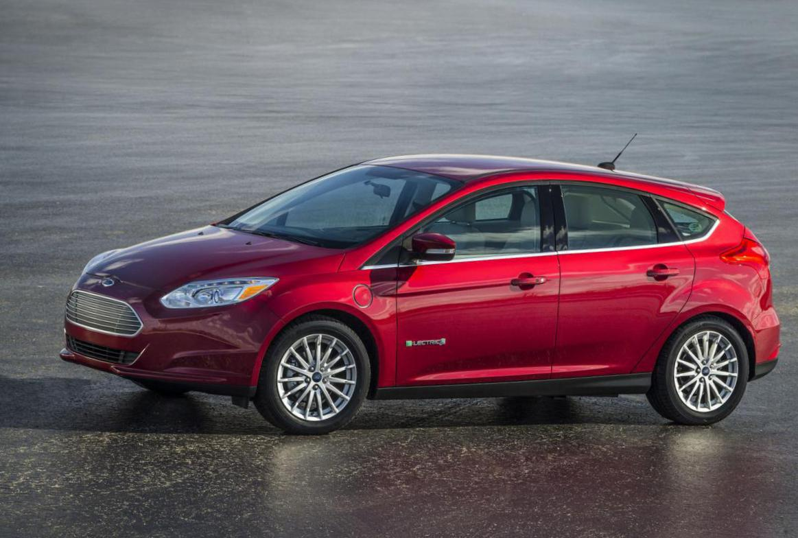 Ford Focus Electric cost 2014