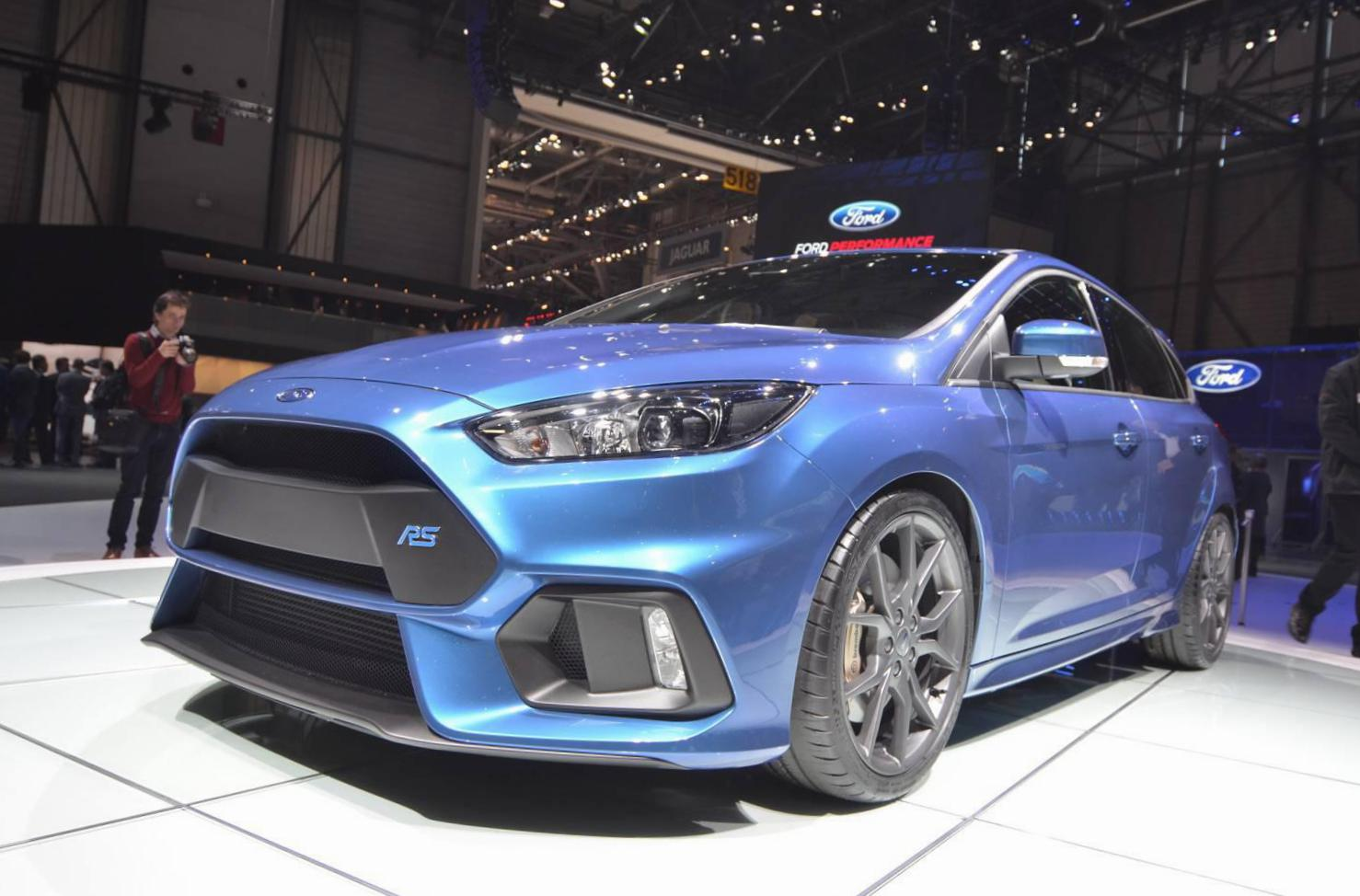 Focus RS Ford parts 2014